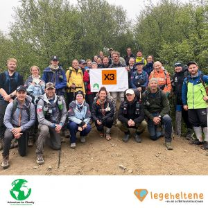 This tough Crew just walked across Iceland in 10 days 🙌🏻 a strenous but beautiful experience with a powerful purpose of supporting @legeheltene mission of giving hospitalized kids superpowers through active play. Their efforts collected more than €100K for the sick kids. Proud to know these biohacking health pioneers with big ❤️'s. 🙏🏼